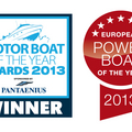 "VIRTESS 420 FLY-A ""POWERBOAT OF THE YEAR NYERTESE!"